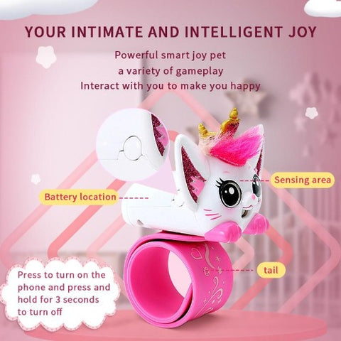 Interactive Cat Talking Bracelet