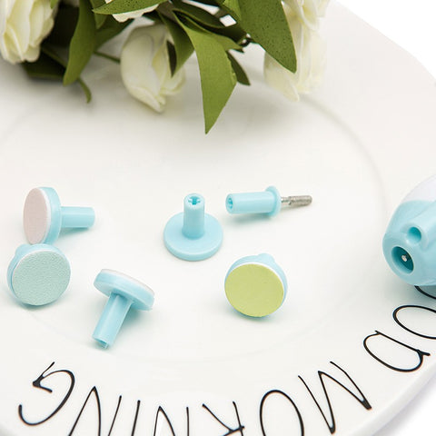 Electric Baby Nail Care Set Refills
