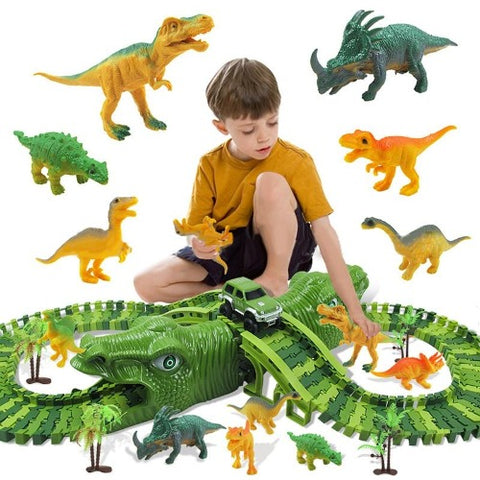 Electric Dinosaur Park Toy