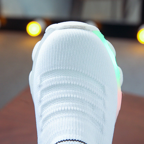 Sporty Light Up Shoes