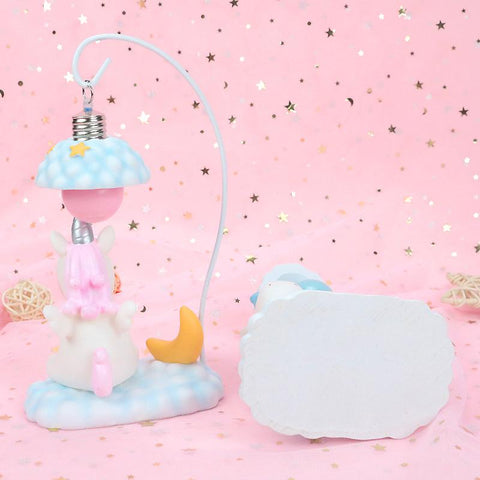 Unicorn Table Night Lamp
