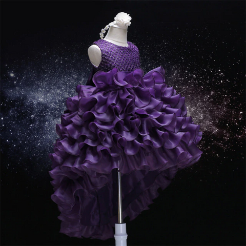 Kids Formal Ball Gown