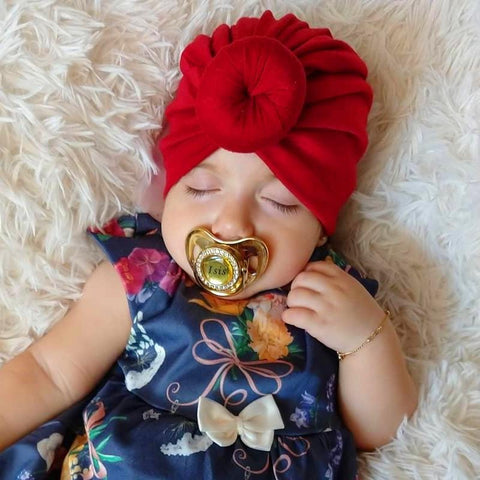 Personalized Pacifier With Bling