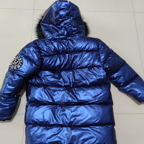 Russian Winter Coat