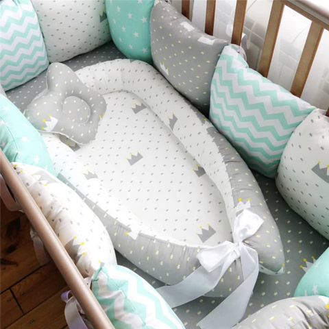 Portable Baby Cradle Nest Bed