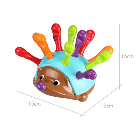 Insert Hedgehog Puzzle Toy