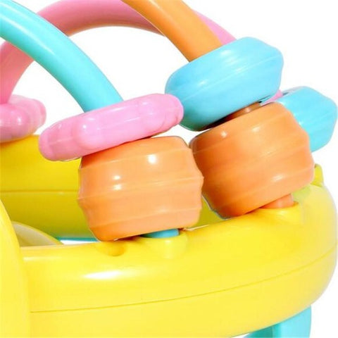 Bee Teether Rattle Toy