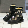 Sequins Fashion Boots