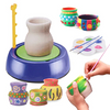 Ceramic Pottery Machine Kids Craft Toys