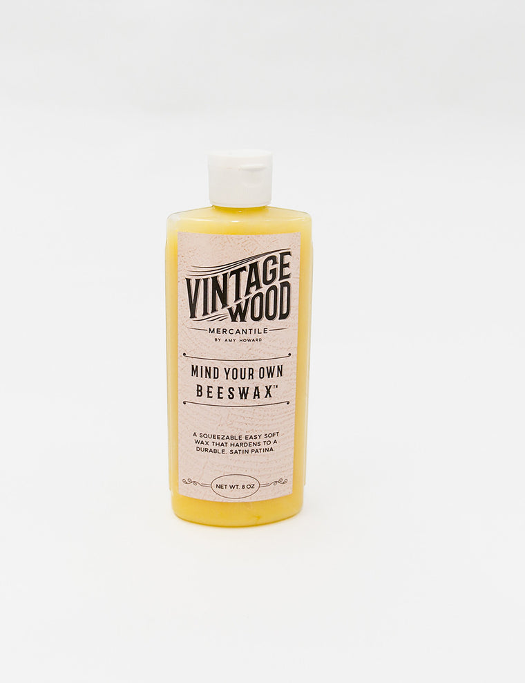 Amy Howard at Home® Mind Your Own Beeswax - VINTAGE JOURNEY MARKET - Upcycling & Restoration