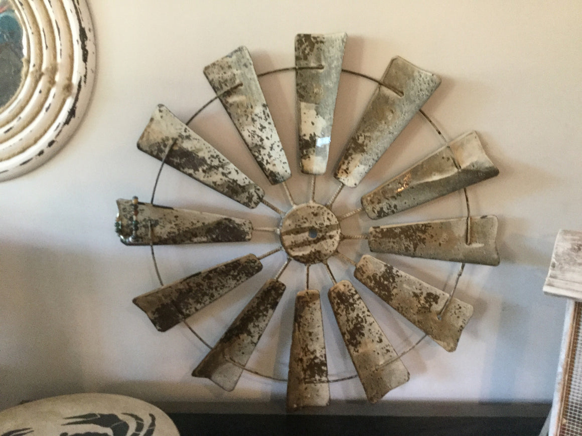 Commercial fan blade - VINTAGE JOURNEY MARKET - Upcycling & Restoration