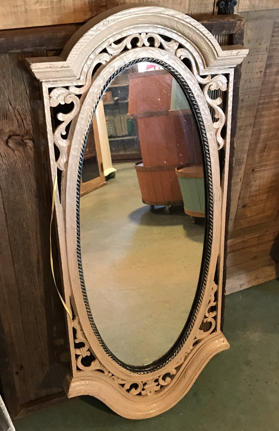 Vintage Look Mirror - VINTAGE JOURNEY MARKET - Upcycling & Restoration