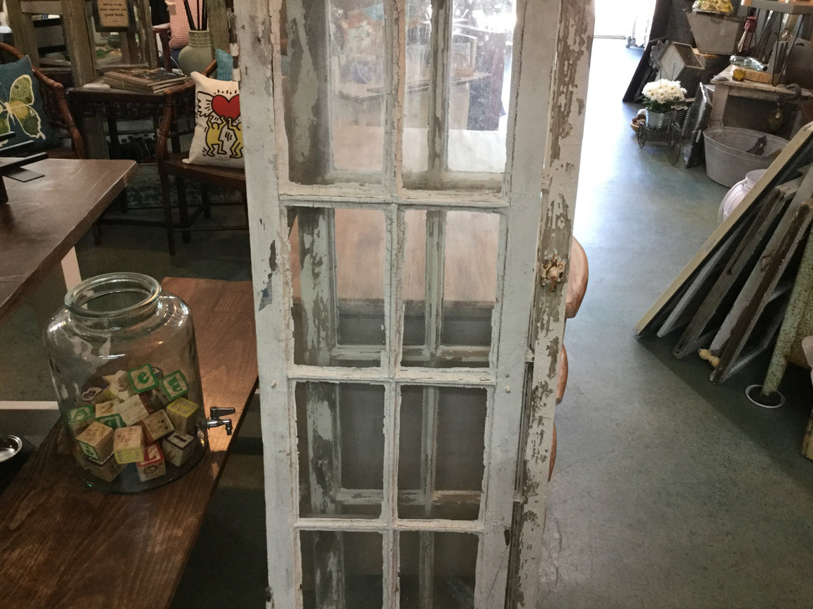 8 pane window - VINTAGE JOURNEY MARKET - Upcycling & Restoration