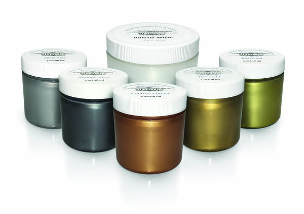 Couture Metallic Paints - VINTAGE JOURNEY MARKET - Upcycling & Restoration