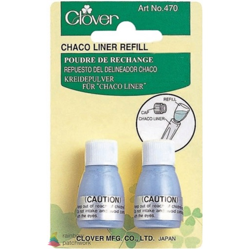 Chaco Liner - Clover - white - refill - 470