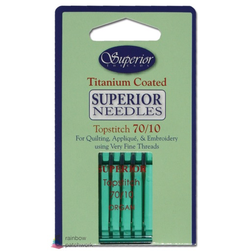 Superior Topstitch Needle-size 70/10