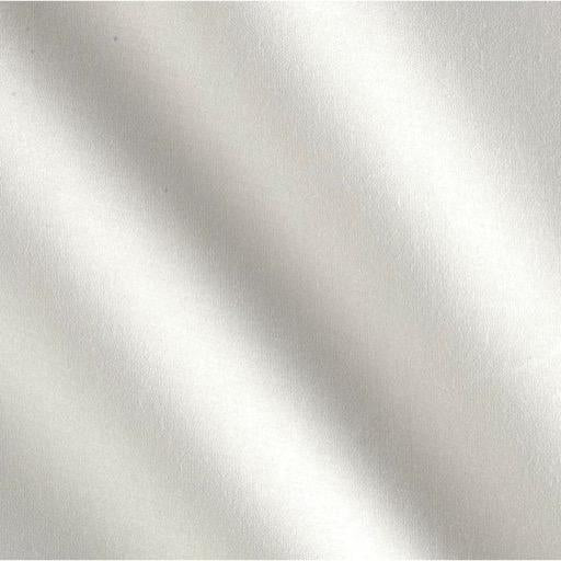Sateen 118 White - per metre length