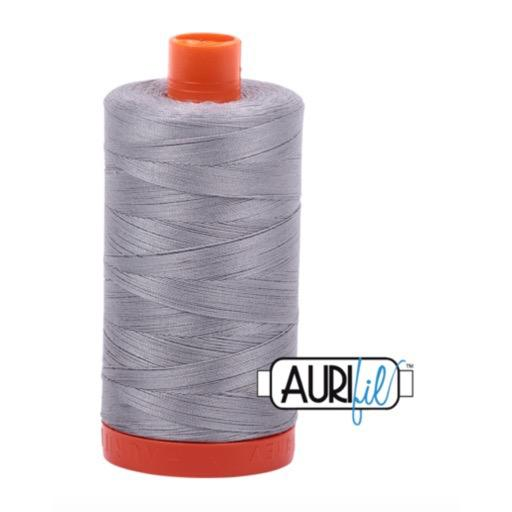 Aurifil 50wt thread - 1300m spool - 2606 Mist