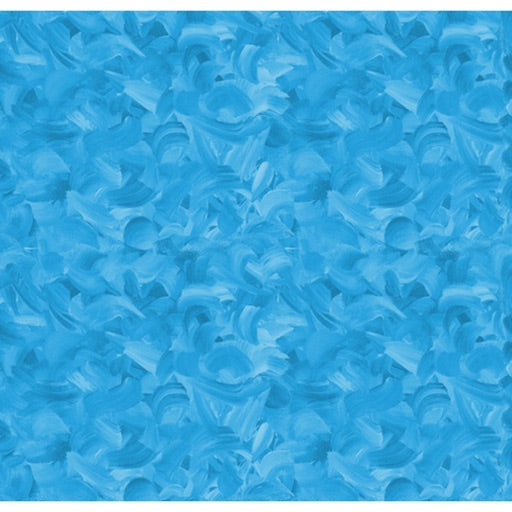 Tilda GardenLife - 5 fat quarters - BLUE - 1.25 m equivalent