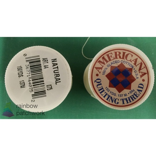 Hand Quilting Thread Americana - Natural 44-075