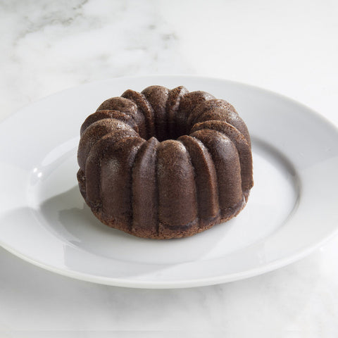 Double Chocolate Protein Bundt Cake