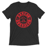 "Sancho Borracho Charcoal ""RED"" T-Shirt"
