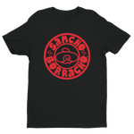 "Sancho Borracho ""BLACK&RED"" T-Shirt"