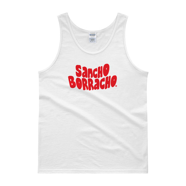 "Sancho Borracho ""BRANDED"" Tank Top"