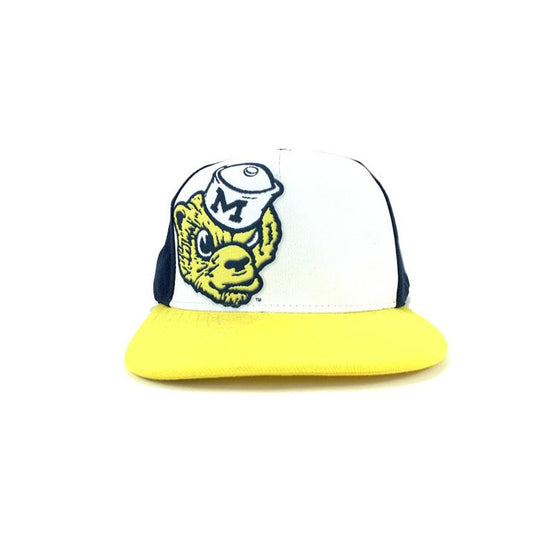 NCAA MICHIGAN WOLVERINES Hat Snapback Adidas