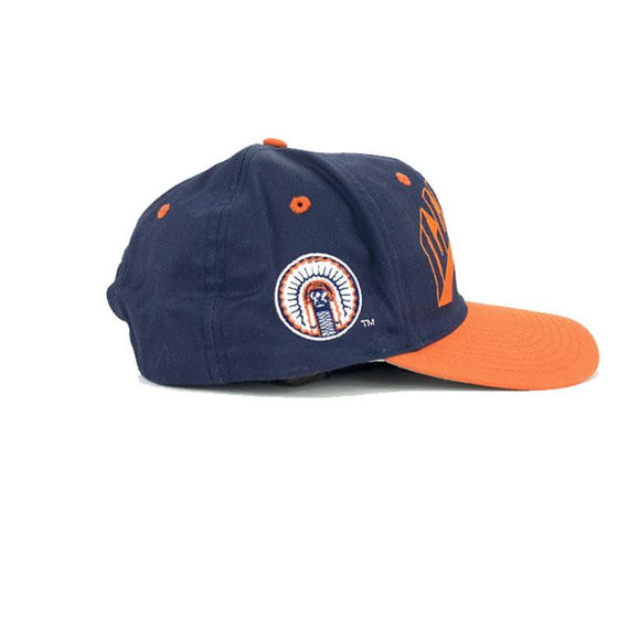 VINTAGE 90's NCAA Illinois Fighting Illini Hat