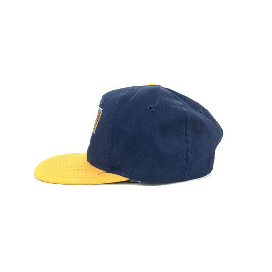 VINTAGE 90's NCAA MICHIGAN WOLVERINES Snapback Hat