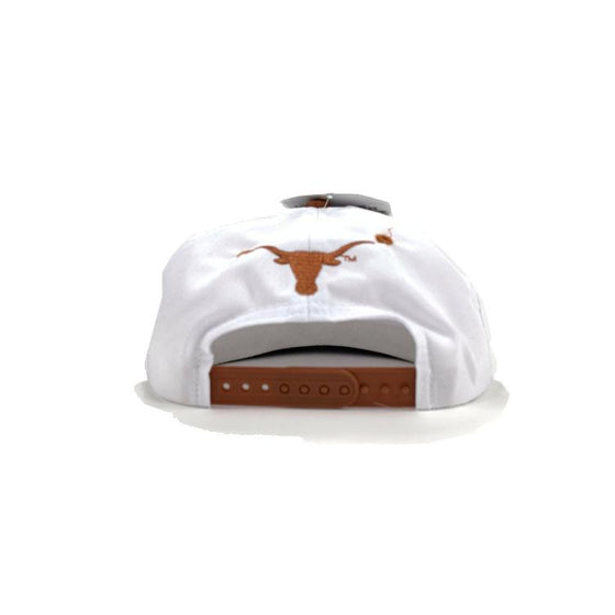 VINTAGE 90's NCAA Texas Longhorns Snapback Hat YOUTH