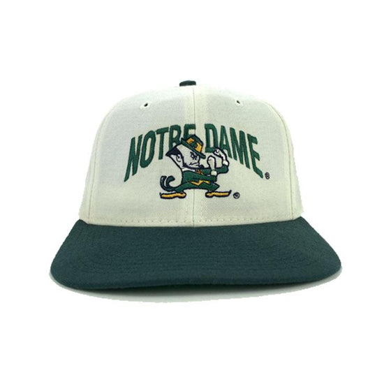 VINTAGE NCAA NOTRE DAME Fighting Irish Hat