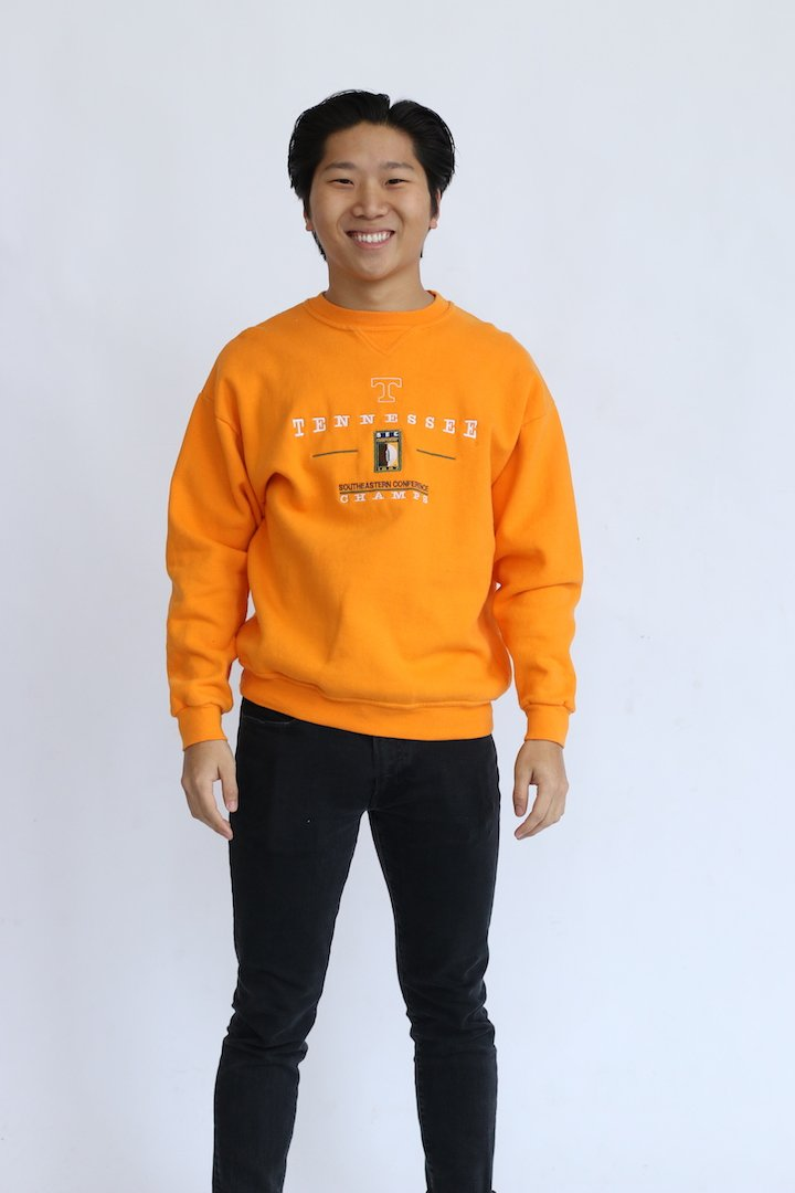 Vintage Tennessee Conference Champs Crewneck