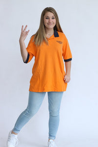 Vintage Vols Color Trim Polo