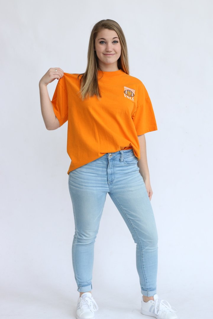 Vintage Tennessee Patch Tee