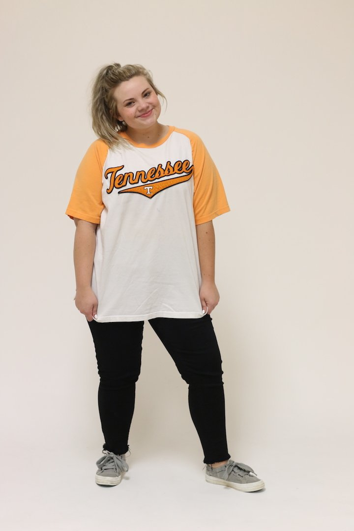 Tennessee Alternate Sleeve Tee