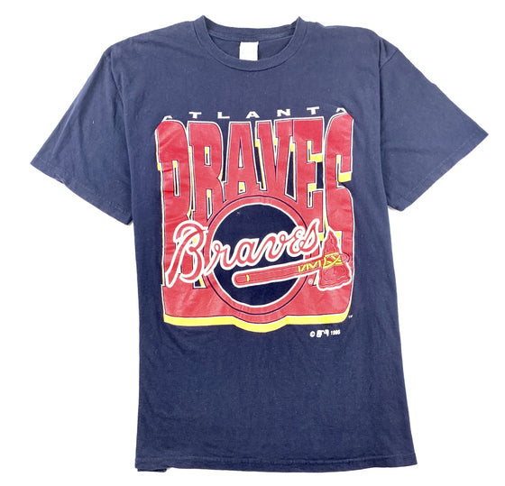 Vintage 95' Atlanta Braves Tee (X-Large)