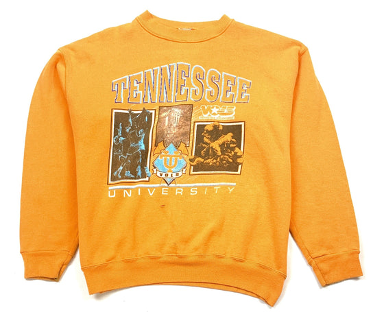 Vintage Tennessee Volunteer Sweatshirt (Medium/Large)