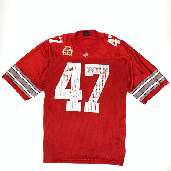 Vintage Ohio State Tostitos Fiesta Bowl  football Jersey