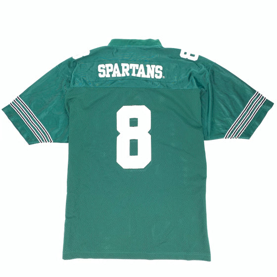 Vintage Michigan State Football Jersey