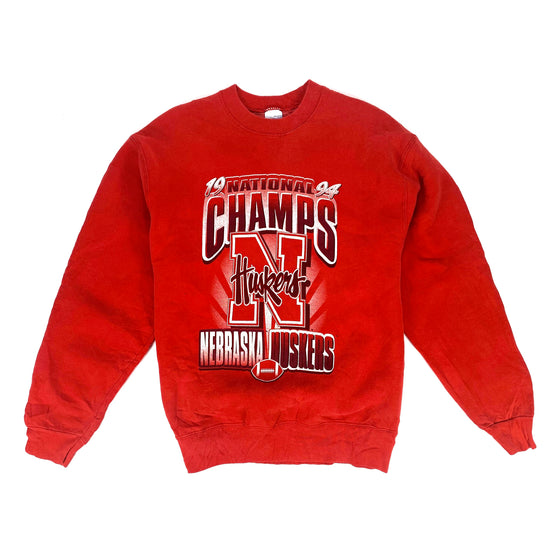 Vintage Nebraska 1994 National Champs Sweatshirt