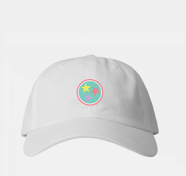 Retro TriStar Dad Hat