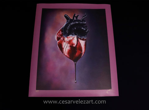 Devoid Canvas Print - Limited Edition (Signed/Numbered 1-10)