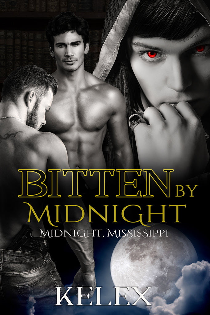 Bitten by Midnight (Midnight Mississippi, 4) by Kelex