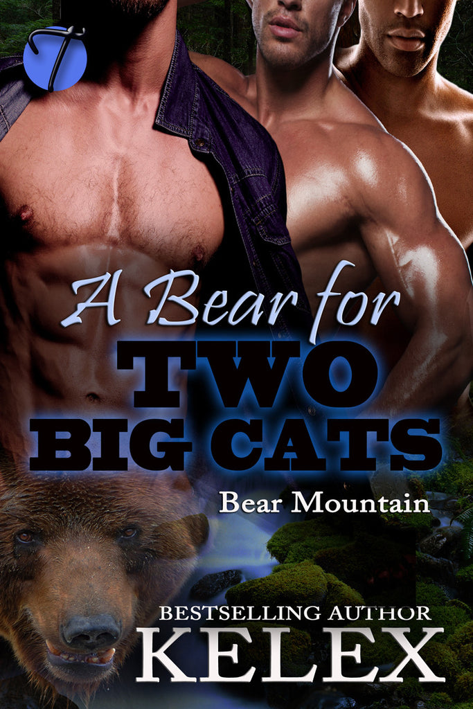 A Bear for Two Big Cats (Bear Mountain, 16) by Kelex