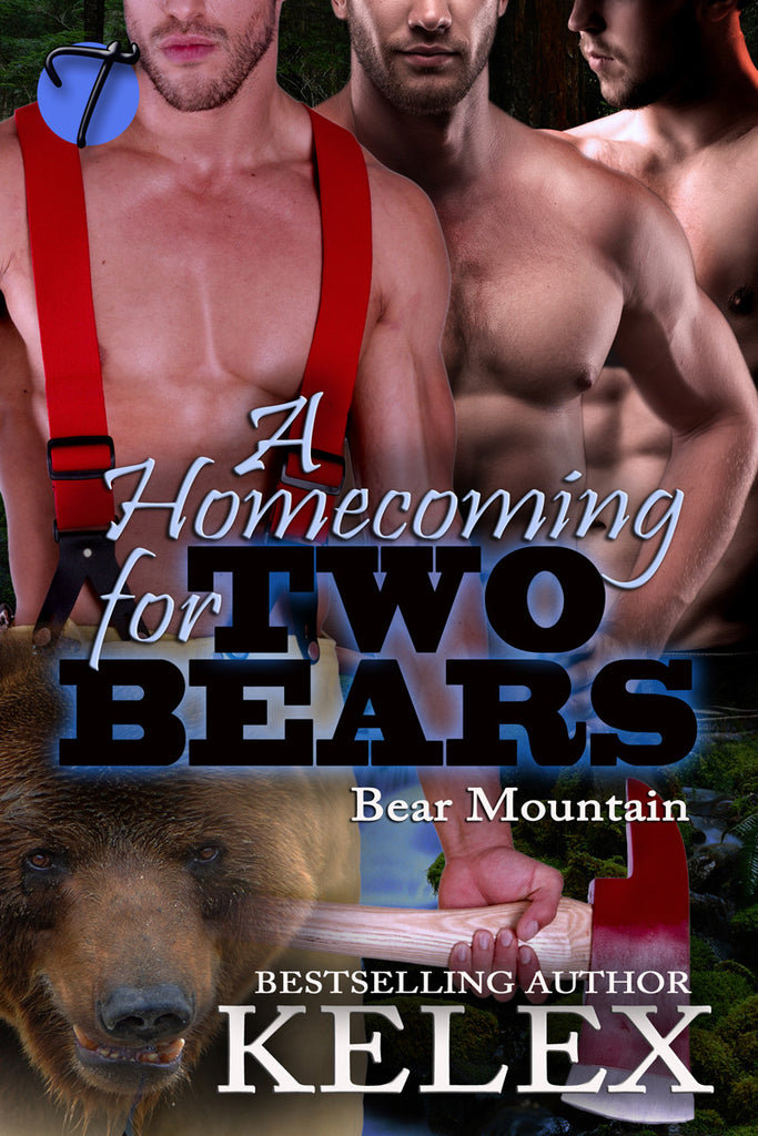 A Homecoming for Two Bears (Bear Mountain, 18) by Kelex