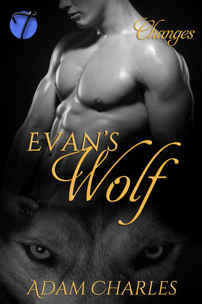 Evan's Wolf (Changes, 3) by Adam Charles