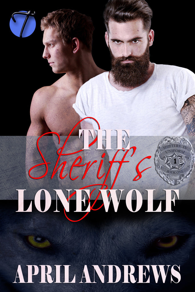The Sheriff's Lone Wolf by April Andrews
