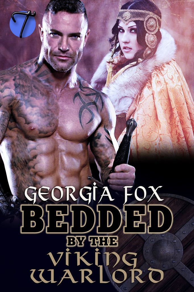 Bedded by the Viking Warlord (Gods and Giants, 1) by Georgia Fox